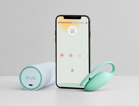 Te presentamos a Elvie, el dispositivo que te ayudará a realizar tus ejercicios de Kegel
