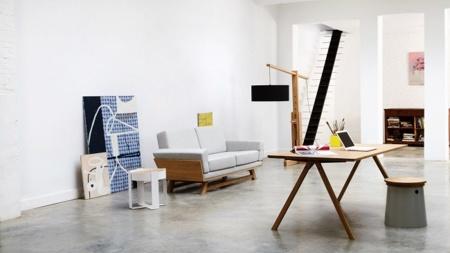 Universo Positivo, diseño democrático con muebles contemporáneos