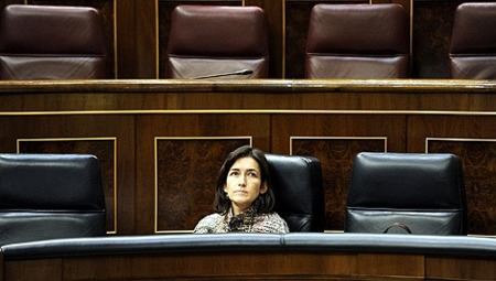 Ángeles González-Sinde no aclara si reformará la Ley de Propiedad Intelectual