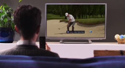 Los comandos por voz llegan a los dispositivos Google TV fabricados por LG