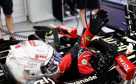 A Romain Grosjean le atrae la nueva era de Lotus con motor Mercedes