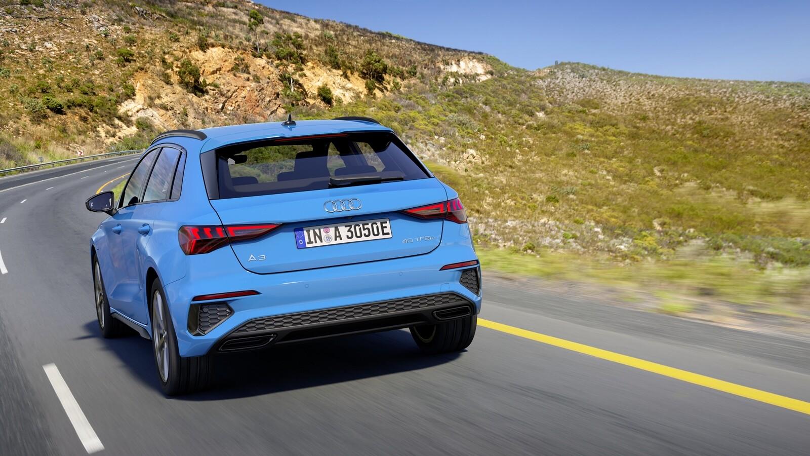 Foto de Audi A3 Sportback 40 TFSIe 2020 (1/12)