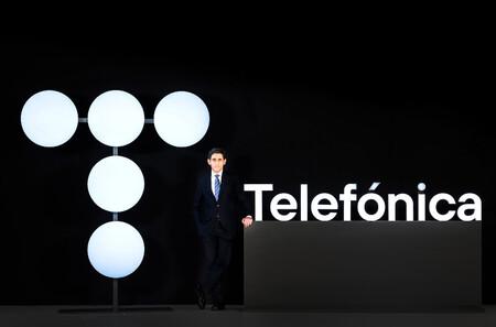 Telefónica cambia su imagen: nuevo logo después de 23 años y reelección de Álvarez-Pallete como presidente ejecutivo