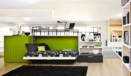 Resource Furniture, el mobiliario ideal si vives en 30 m2