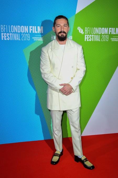 Shia Labeouf Honey Boy European Premiere 63rd Bfi London Film Festival 3