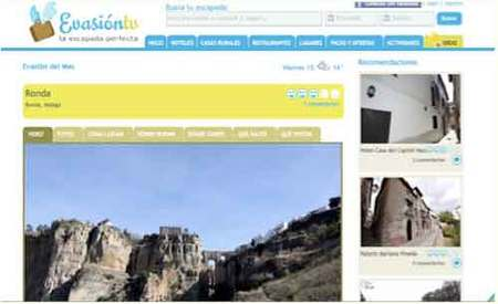 Evasiontv: vídeo guía de hoteles con encanto