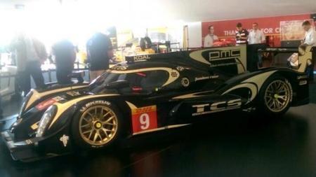 Lotus presenta, por fin, su nuevo LMP1