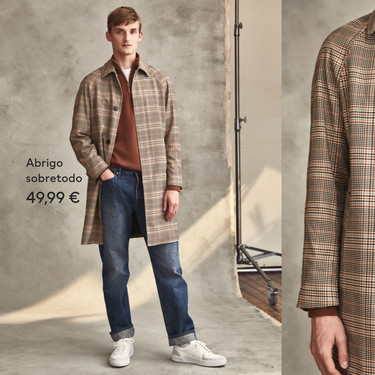 H&M toma la delantera a la temporada y nos presenta su oferta de abrigos para el otoño