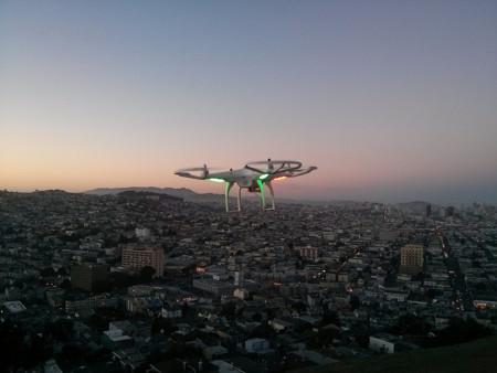 Dron Urbano