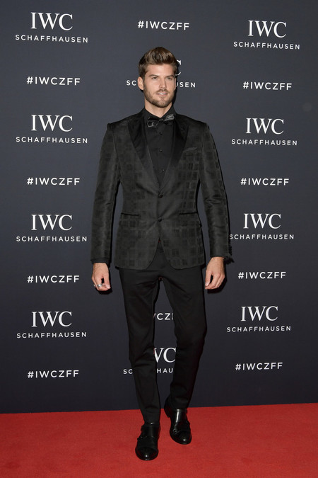 Kevin Lutolf Red Carpet Iwc Watch Gala Zurich Film Festival 3