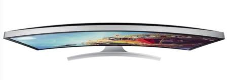 ¿Quién dijo que nuestro monitor para el PC no podía ser también curvo? Samsung abre esa opción