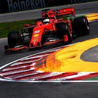¡Pole para Ferrari! Sebastian Vettel bate a Hamilton en la última vuelta y pulveriza el récord del circuito