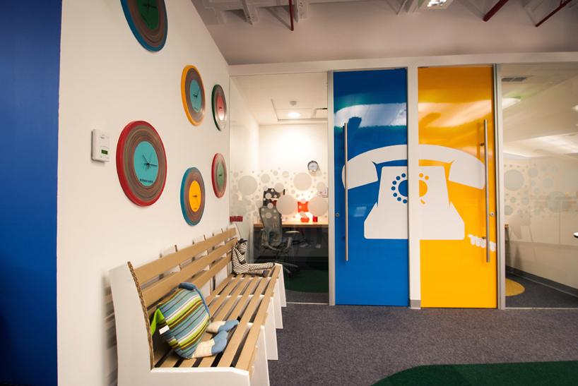 Foto de Las oficinas de google en Mexico (5/12)