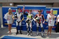Carlos Checa logra en EEUU su primera victoria en Superbikes