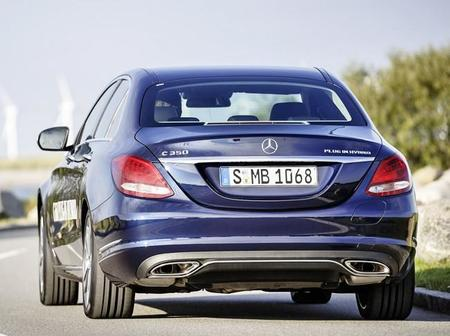 Mercedes Benz C 350 Plug In Hybryd 05