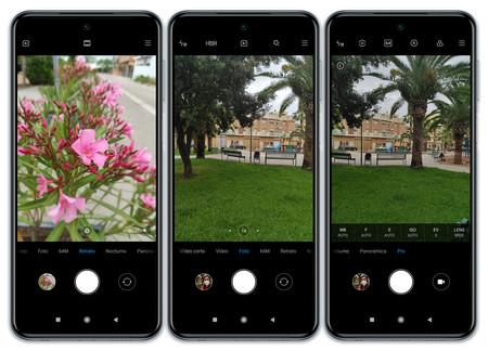 Xiaomi Redmi Note 9 Pro 06 Interfaz Camara 01