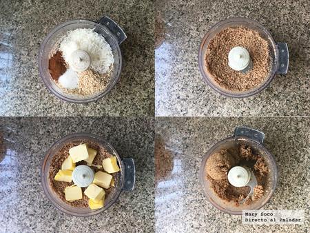 Cereal Almendra Pasos