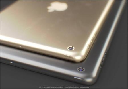 iPad Dorado