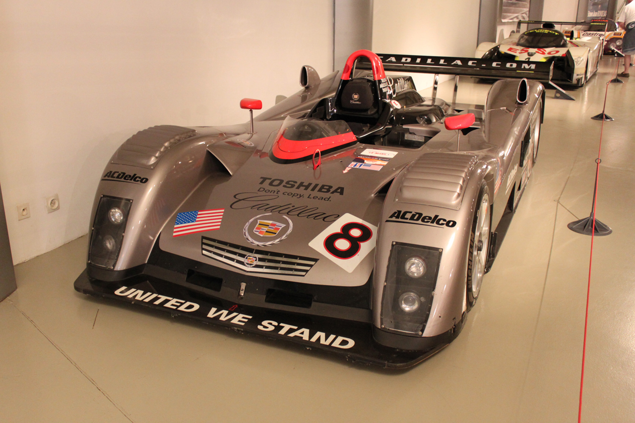 Foto de Museo 24 horas de Le Mans (203/246)