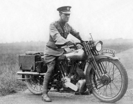 Lawrence Of Arabia Brough Superior