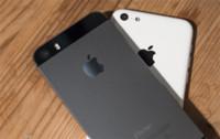 Apple disminuye la producción del iPhone 5C e incrementa la del iPhone 5S