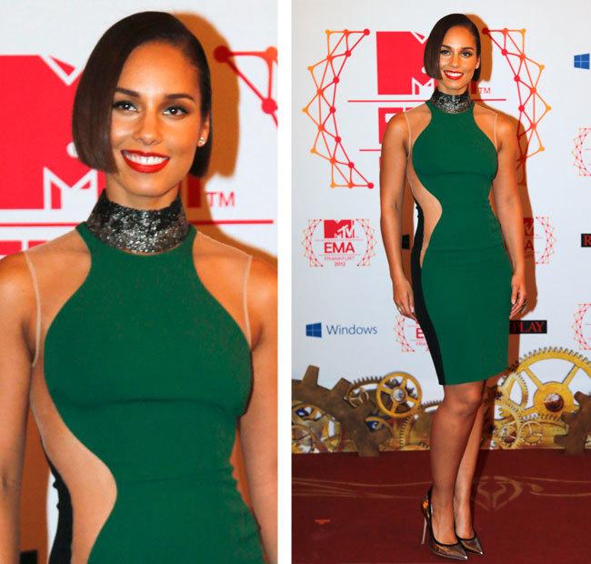 MTV EMAS 2012