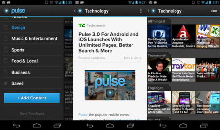 Puse 3.0 para Android