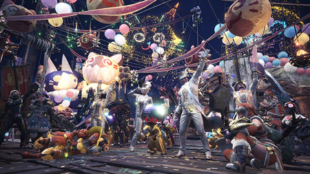 Monster Hunter World celebra el festival de gratitud por su primer aniversario. Estos son los contenidos
