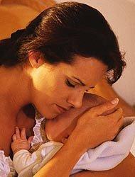 La depresión afecta al bebé