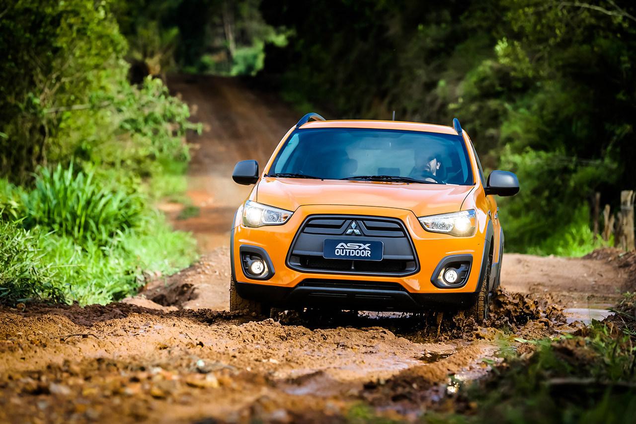 Foto de Mitsubishi ASX Outdoor (11/15)