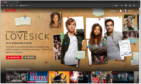 Netflix Microsoft Edge