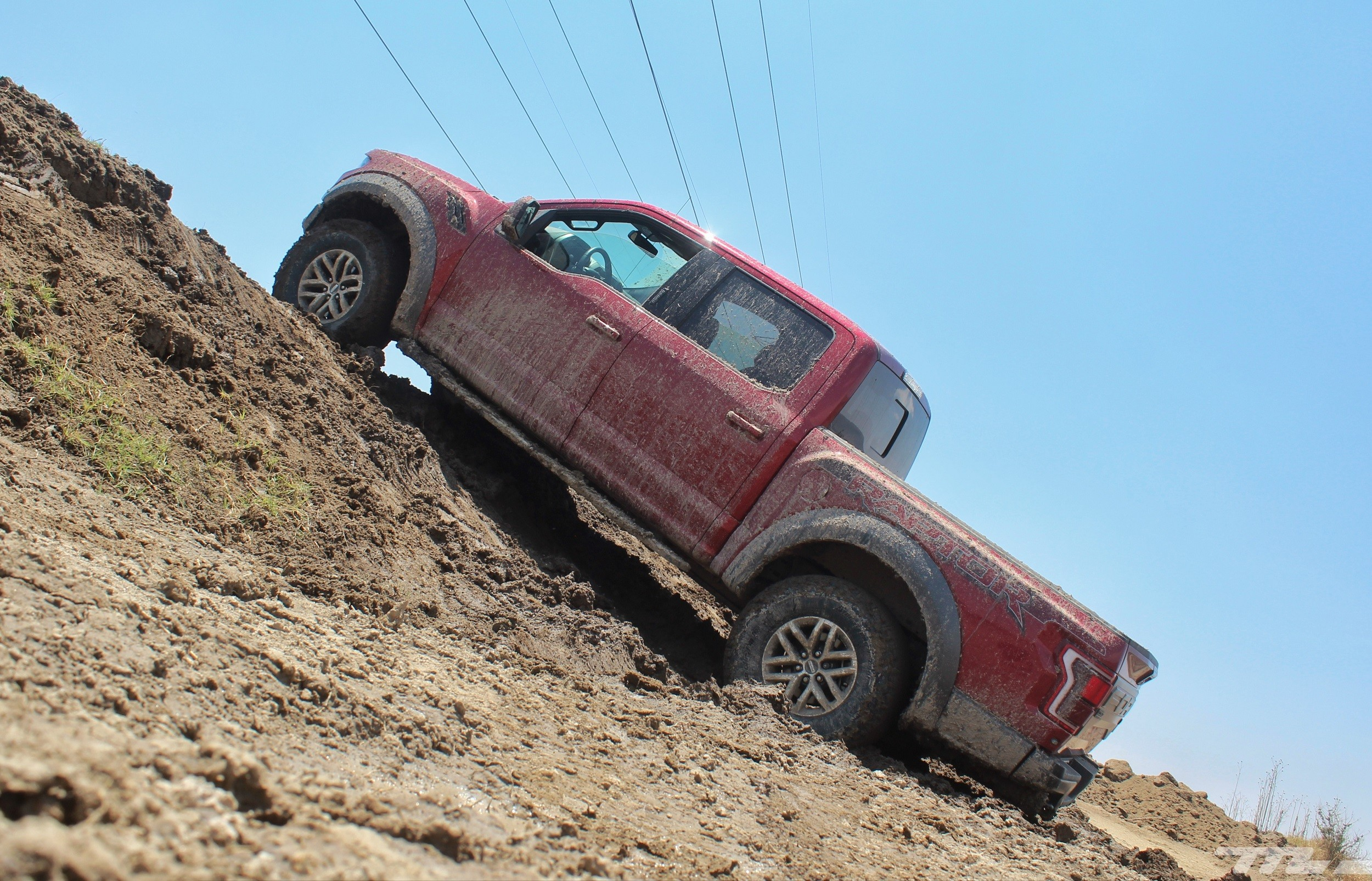 Foto de Ford Raptor (27/44)