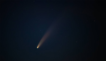 Cómo ver y fotografiar el cometa NEOWISE: consejos, zonas y horas en las que es visible