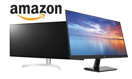 Monitores HP y LG en oferta en Amazon: sea cual sea tu presupuesto, encontrarás un precio que se adapte a tu bolsillo con estos modelos rebajados