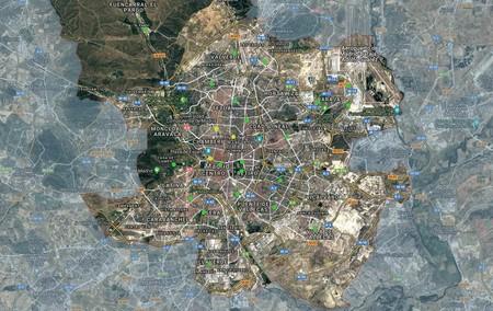 Mapa Contaminacion Ayuntamiento