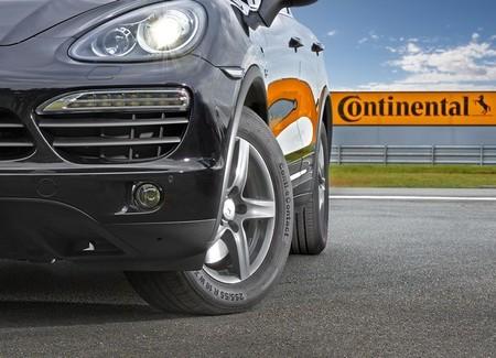 Los nuevos Conti.eContact de Continental prometen aumentar la autonomía de los coches eléctricos un 6%