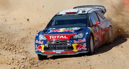 Sébastien Ogier sostiene que fue más rápido que Loeb en México