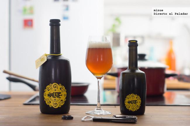 Cata de cervezas Balate - Nil
