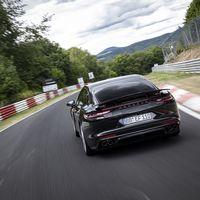 Aquí está el vídeo del nuevo Porsche Panamera de 630 CV marcando un tiempazo de 7:29'81 en Nürburgring