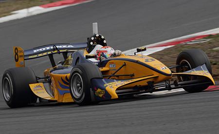 Andrea Caldarelli Test Fuji