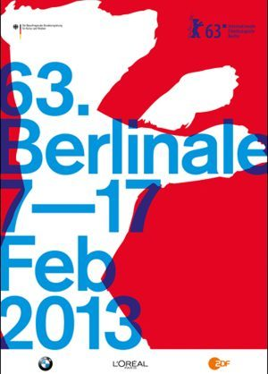 El cartel oficial del festival de Berlín 2013