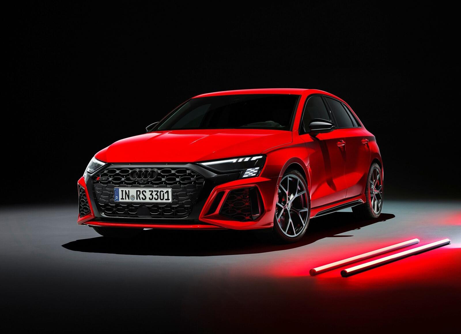 Foto de Audi RS 3 2022 (79/99)