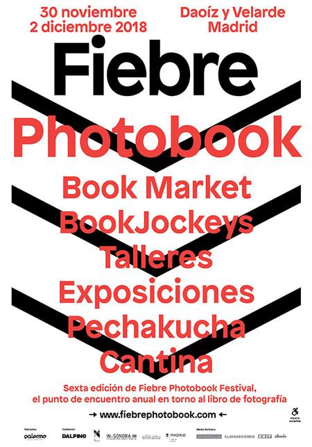 Fiebrephotobookfestival2018 Cartel