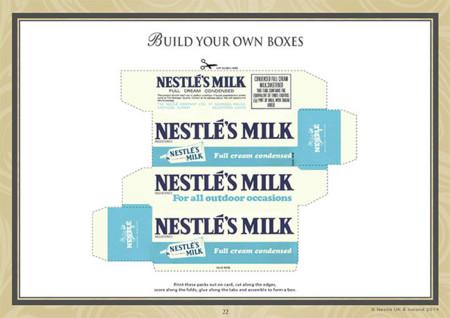 Nestlé Milk
