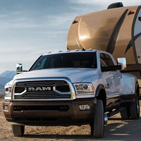 Ram 3500 Heavy Duty: la pick-up ideal si necesitas mover tu casa de sitio