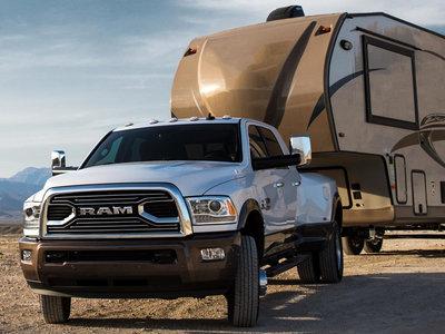 2018 Ram 3500 Heavy Duty: la pick-up ideal si necesitas mover tu casa de sitio