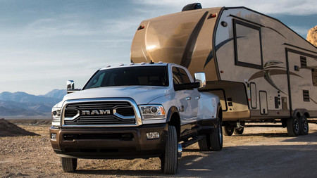 2018 Ram 3500 Heavy Duty: la pick-up ideal si necesitas mover tu casa de sitio