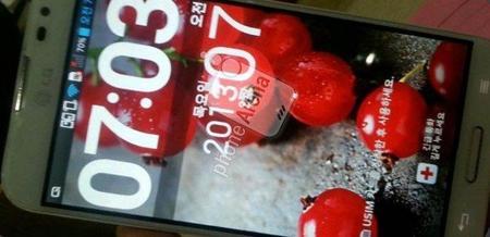 LG podría presentar el Optimus G Pro durante el MWC 2013