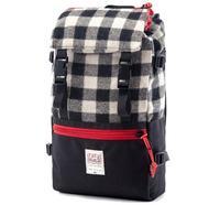 En un acabado mítico: mochila Woolrich x Topo Design
