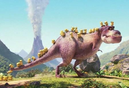 Los Minions ya existían cuando los dinosaurios dominaban la Tierra